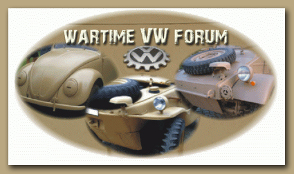 Wartime VW Forum
